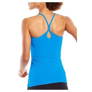 Lucy yoga siren racer back tank size s